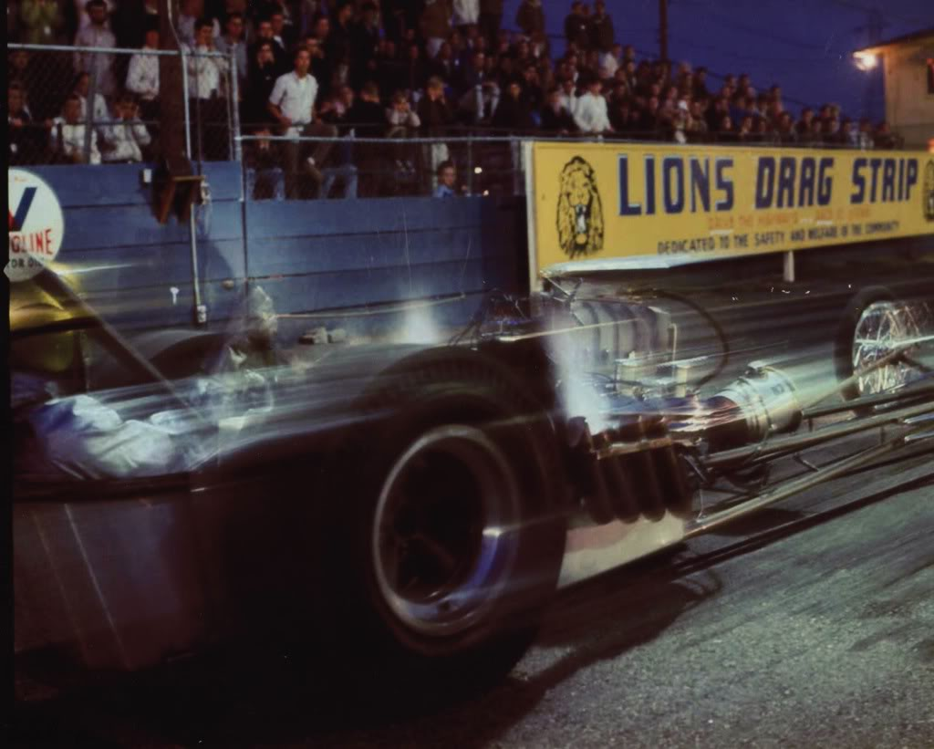 Remembering Lions Drag Strip; Another Way to Pave Paradise