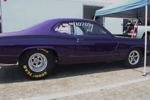 Video: Flowmaster Is The Muffler Of Choice For Today's Drag Racers