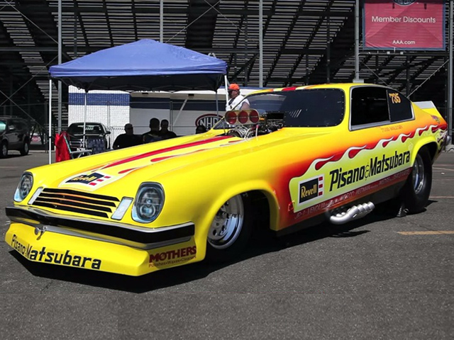 Video: 2012 NMCA Pomona Event Through the Eyes of Hedman Hedders