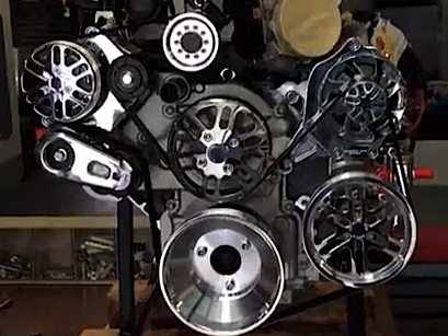 Video: Concept One Pulley Install For LSA Engines