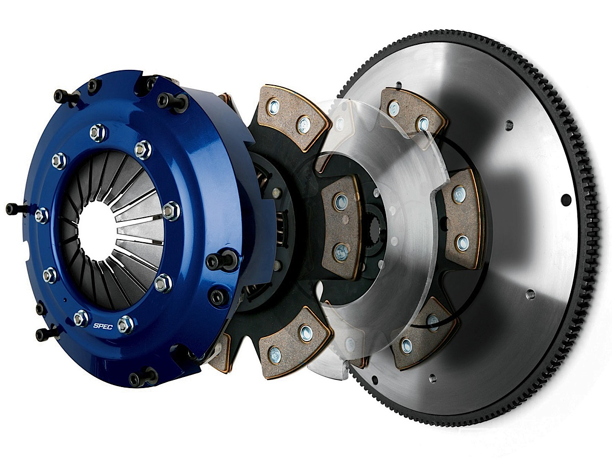 Selecting the Right Clutch for Your C5/C6 Corvette