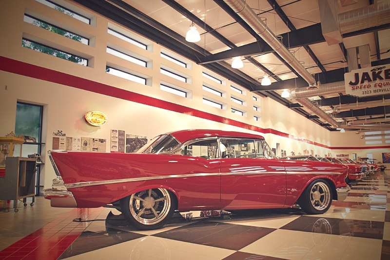 Video: We Take An Inside Look At Vic Jr.'s '57 Chevy