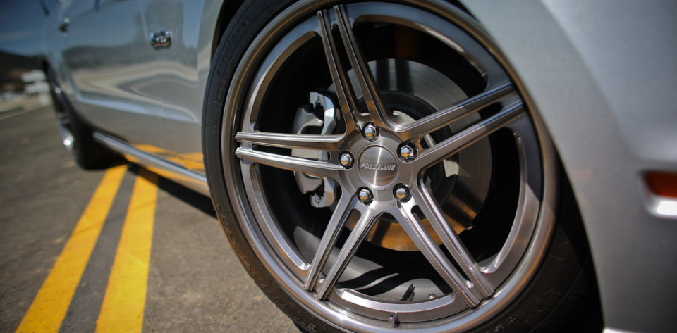 Maximizing Wheel Sizing on an S197 With Forgeline