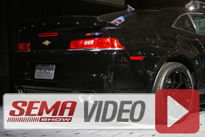 SEMA 2013: Chevrolet Preview - Am I The Luckiest Guy At SEMA?