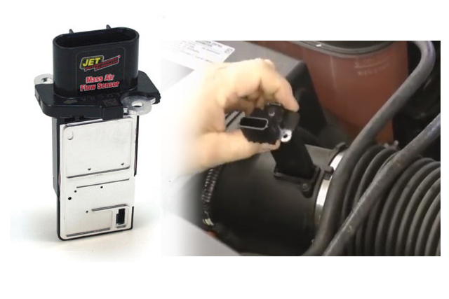 Video: Installing a JET Mass Air Flow Sensor in Two Minutes!