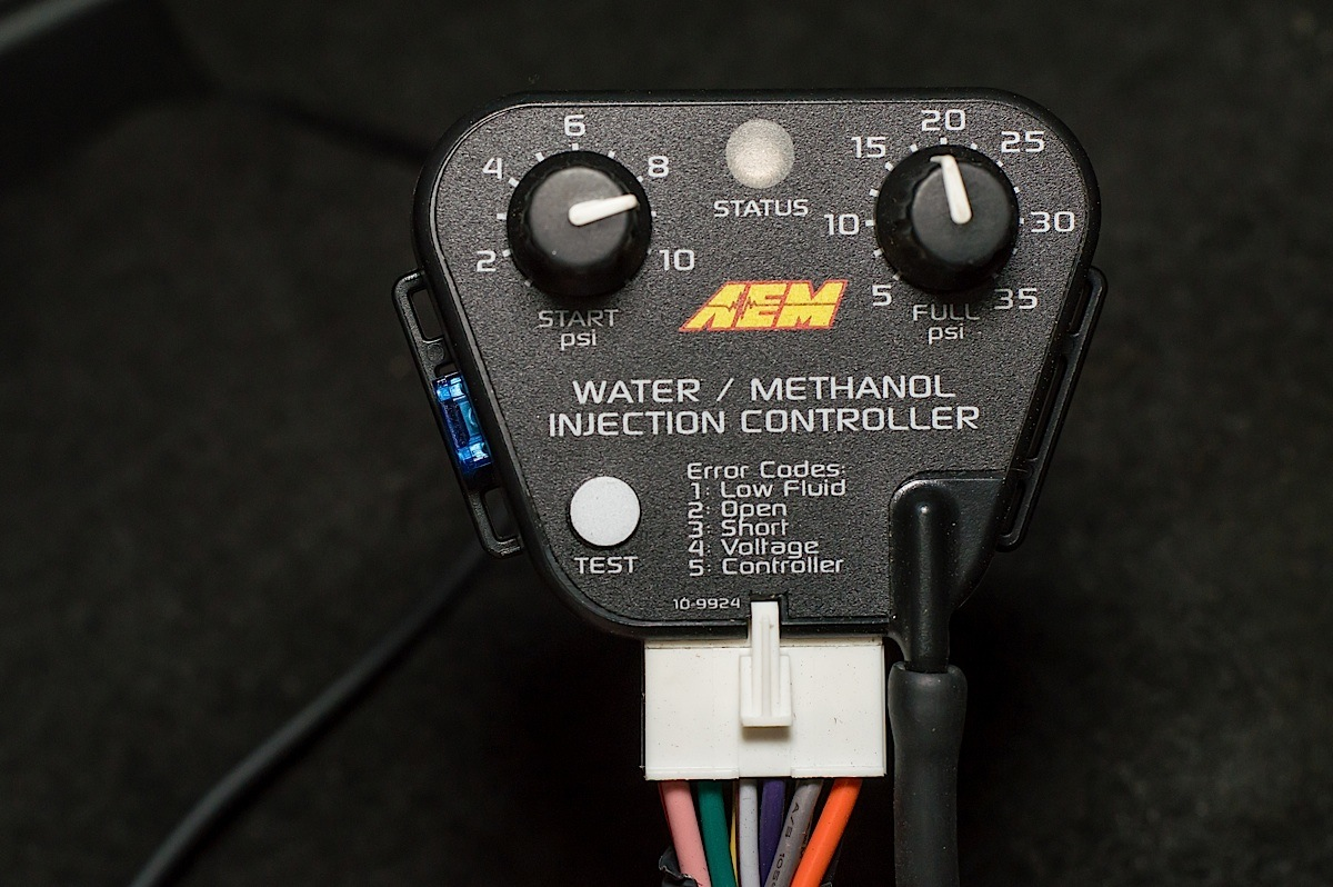 Installing and Testing AEM's V2 Water/Methanol Injection System