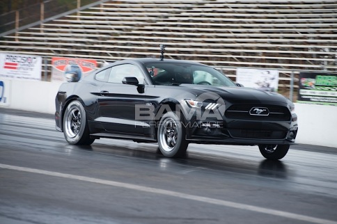 Video: BAMA Performance and American Muscle First S550 To Go 9s
