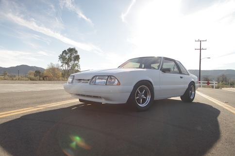 Fox Body Restoration: Reviving A Fox's Appearance With CJ Pony Parts