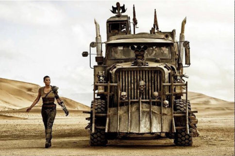 Video: They're Back And Seeking Fuel, Mad Max Fury Road Teaser Drops