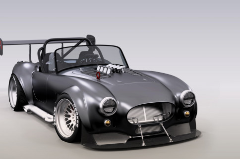 Build Updates: Our Factory Five Cobra Jet Challenge Project Car