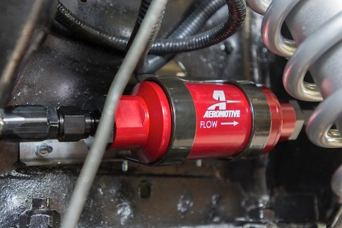 Fueling Up To 700 Horsepower On A Budget Fox Body With Aeromotive