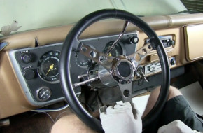 Video: A Flaming River Steering Wheel Is An Easy Upgrade