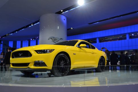 2015 Mustang EcoBoost Takes On High Dollar Competition at VIR