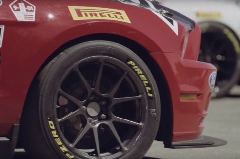 Video: Beyond The Hype Pro Racing The Ford Mustang