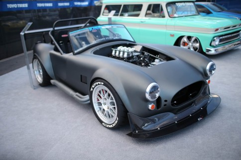 SEMA 2015: Project Cobra Jet Challenge Debuts in the Toyo Treadpass