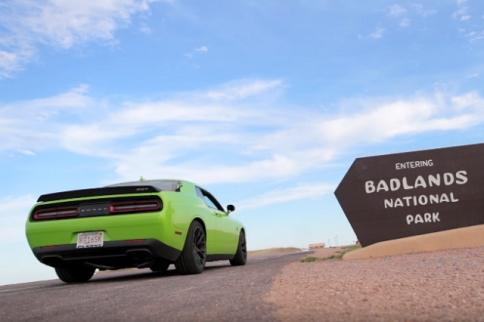 Video: A Spontaneous Cross-Country Trip In A Challenger Hellcat
