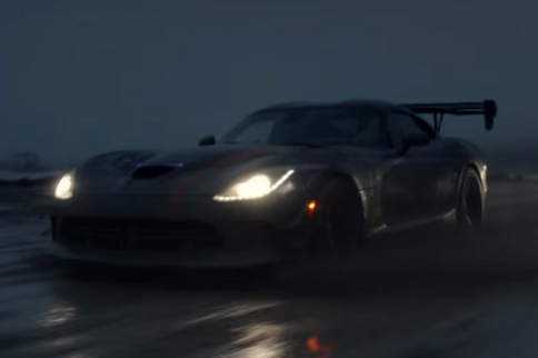 "Video: Dodge Viper Leads The Charge In ""Wolf Pack"" Commercial"