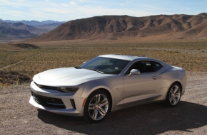 Preview: 2016 Camaro 2.0T and Convertible