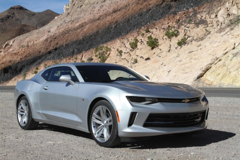 First Drive: 2016 Camaro Convertible and 2.0 Turbo