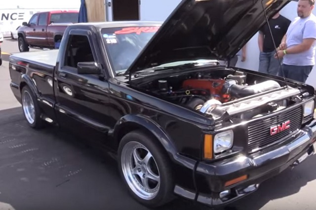 Video: GMC Syclone Sacrifices Authenticity For Speed