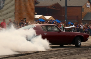 Check Out The Camaro Rally As It Invades The Black Hills