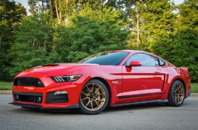Gold Standard: Forgeline Wheels And More Grip For Our '15 Mustang