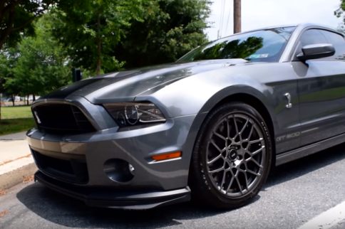 Video: Mr. Regular Gets Real About The '13-'14 Shelby GT500