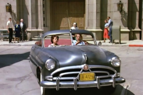 Top 50 TV Cars Of All Time: No. 42, Laverne And Shirley's Hudson