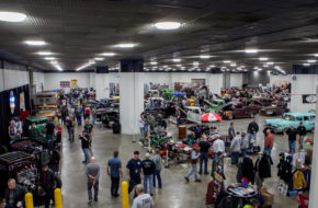 The Party Is In The Basement: Detroit Autorama Extreme 2017