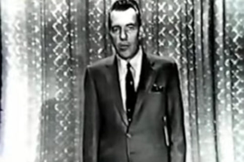 Video: Looking Back As Ed Sullivan Introduces The 1957 Lincoln