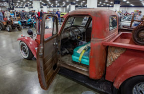 Puzzled: A Hot Rod Built From Spare Parts