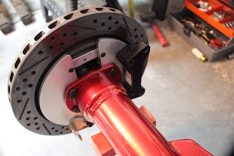 Project Changes Mean Minor Brake Upgrades With Master Power Brakes