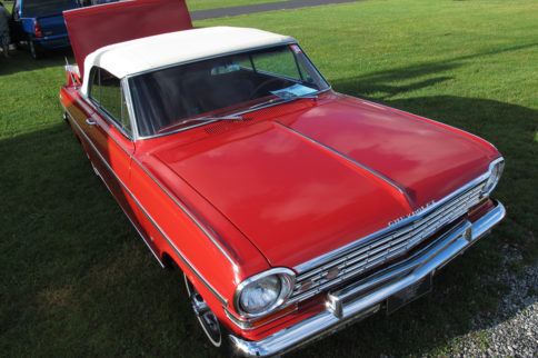Chevrolet Nationals: A Great Time For All In Attendance