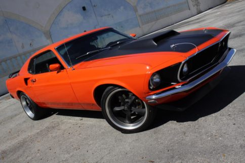 When It Comes To '69 Mustangs, An S-Code Is Just Fine!