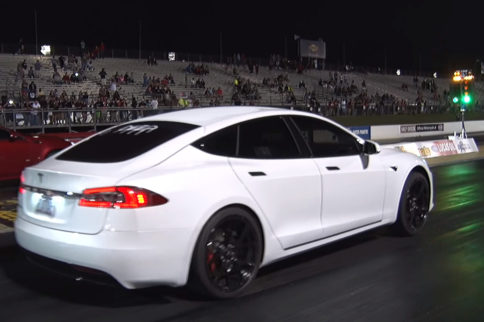Video: Could Electric Cars Become the New Muscle Cars?!