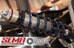 SEMA 2017: High-Performance Coil Springs from Hyperco