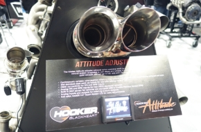 PRI 2017: Change Your Exhaust's 'Attitude' On The Fly