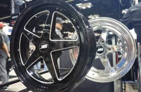 PRI 2017: 18-Inch Drag Wheels That Clear Big Brakes