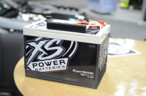 PRI 2017: XS Power Batteries' Line Of SuperBank UltraCapacitors