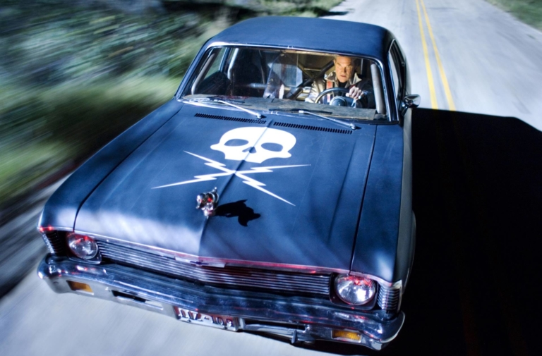 Rob's Car Movie Review: Death Proof (2007)