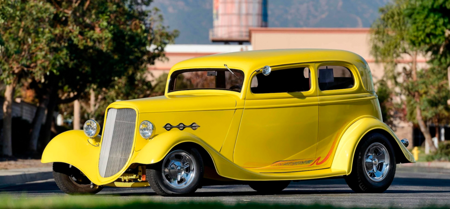 Muscle Cars and Hot Rods invade Mecum Auctions 2018 Los Angeles