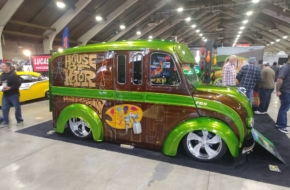 House of Kolor's LS Powered, 1954 Divco Truck Delivers The Goods