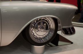 """A Wild 57 Chevy 150 Named """"Imagine"""" Wins The 2018 Ridler Award"""