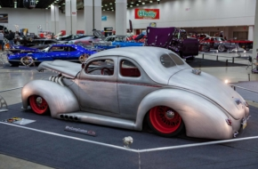 Hot Rods In The Motor City: The 2018 Detroit Autorama