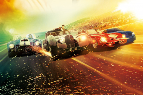 Rob's Car Movie Review: Overdrive (2017)