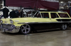 The Party Under The Show: Detroit Autorama Extreme 2018