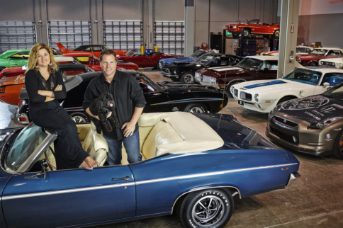 Power Profile: The Styles' Huge Collection Has A GT500 Crown Jewel