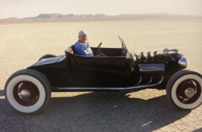 Ed Iskenderian And The History of Hot Rodding Now Available