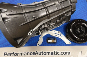 Performance Automatic: 6R80 Street Smart Systems