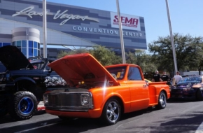 SEMA and Bonnier Events hold 'Young Guns' Battle of the Builders